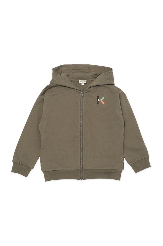 verde maro KENZO KIDS - Bluza copii De băieți