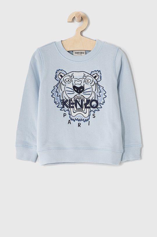 blady niebieski KENZO KIDS - Bluza 104-116 cm Chłopięcy
