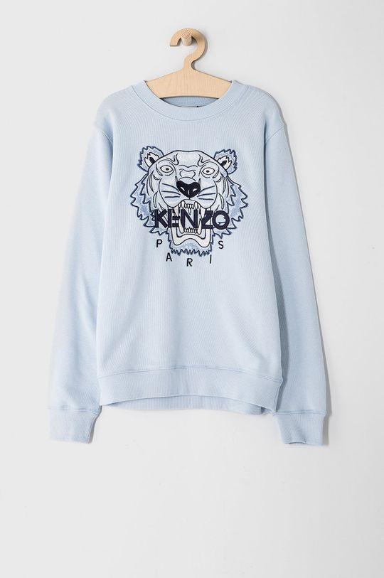 blady niebieski KENZO KIDS - Bluza dziecięca 164 cm Chłopięcy