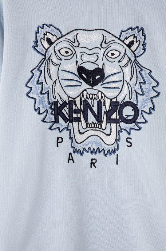 KENZO KIDS - Bluza dziecięca 164 cm blady niebieski