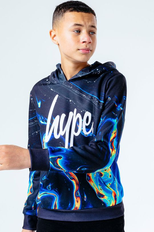 multicolor Hype - Bluza dziecięca RAINBOW MARBLE Chłopięcy