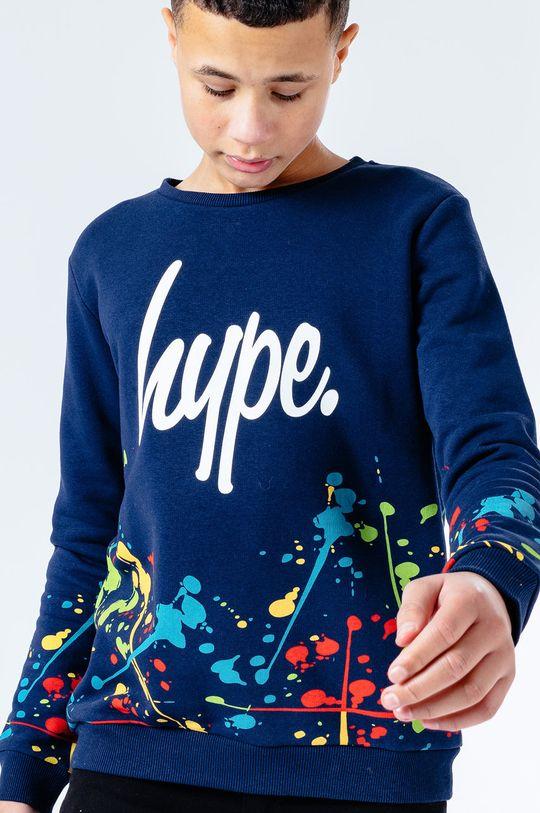 sötétkék Hype - Gyerek felső NAVY SPLAT