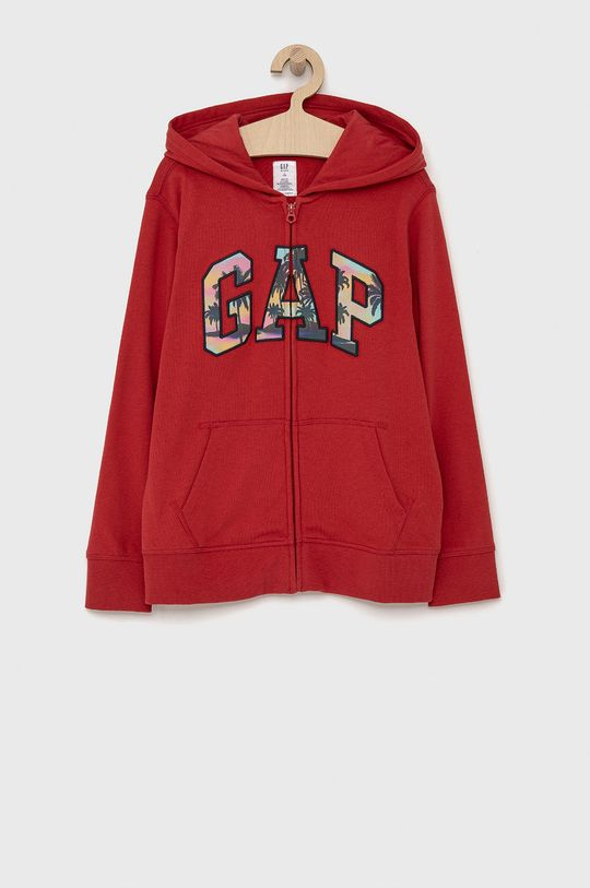 ostry czerwony GAP - Bluza dziecięca Chłopięcy