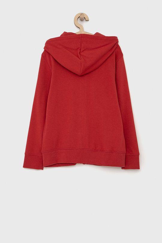 GAP - Bluza dziecięca ostry czerwony