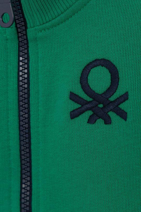 United Colors of Benetton - Dětská bavlněná mikina  100% Bavlna