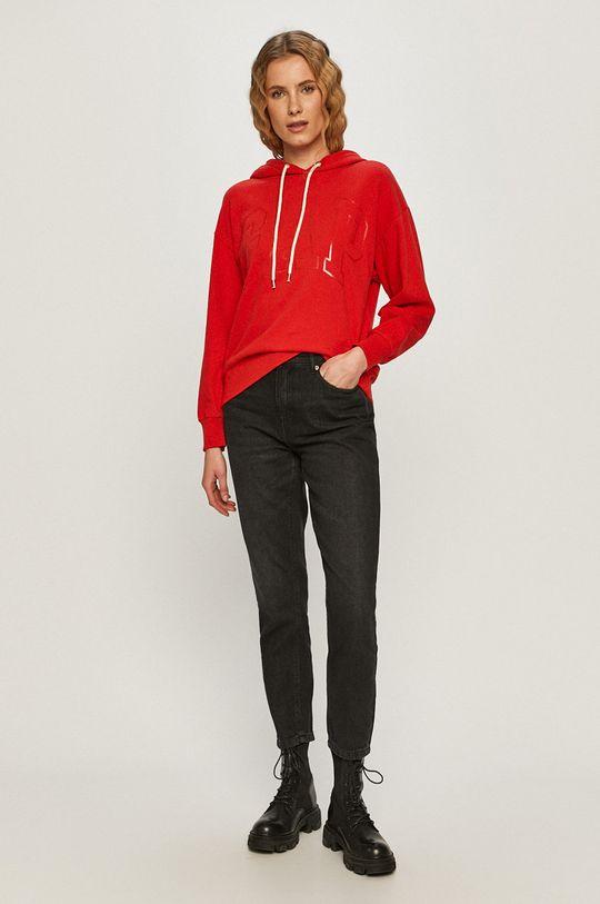 GAP - Bluza czerwony