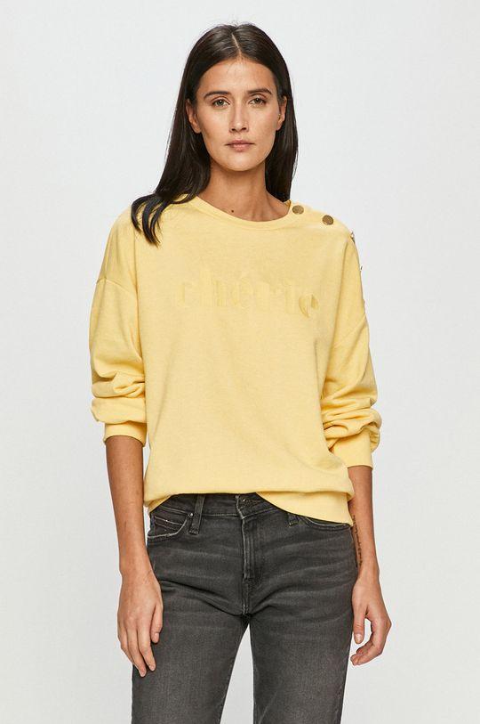 galben deschis Jacqueline de Yong - Bluza De femei
