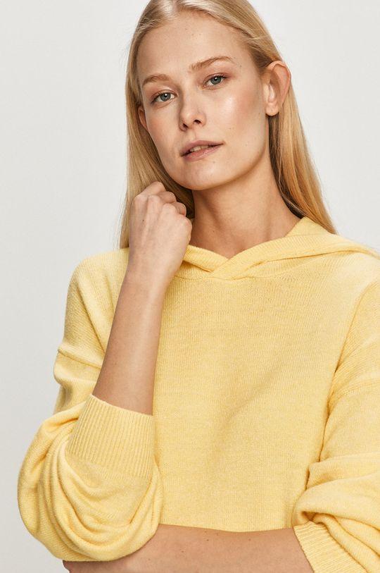 jasně žlutá Jacqueline de Yong - Svetr