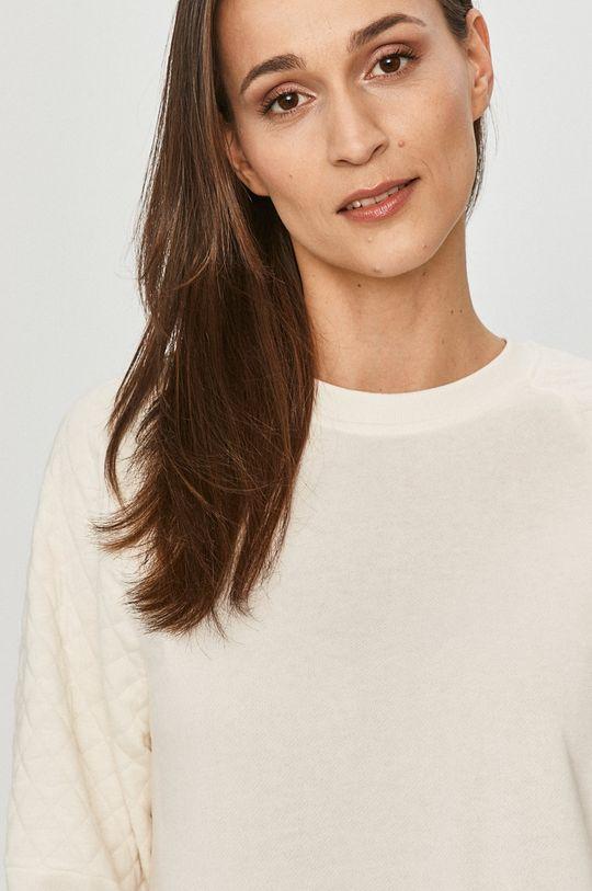 biela Jacqueline de Yong - Mikina