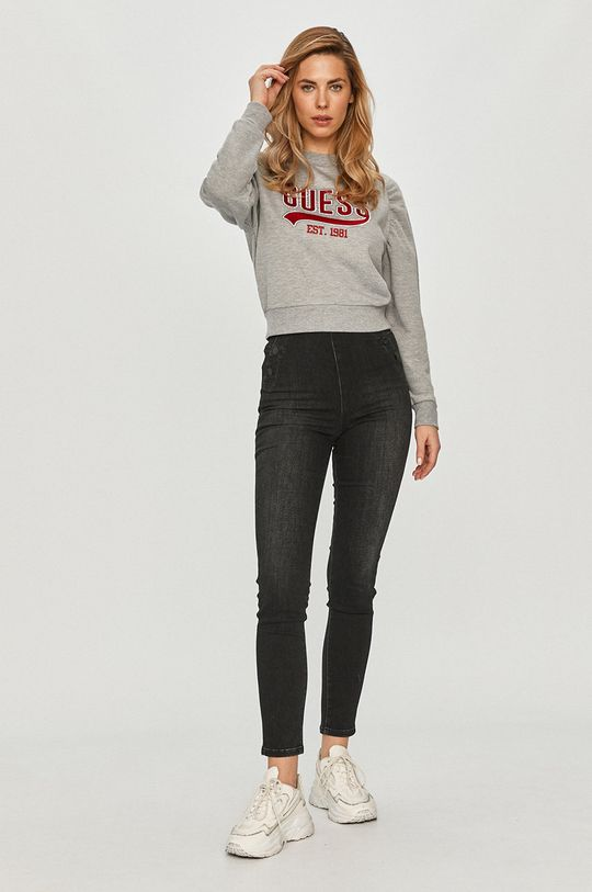 Guess - Mikina sivá