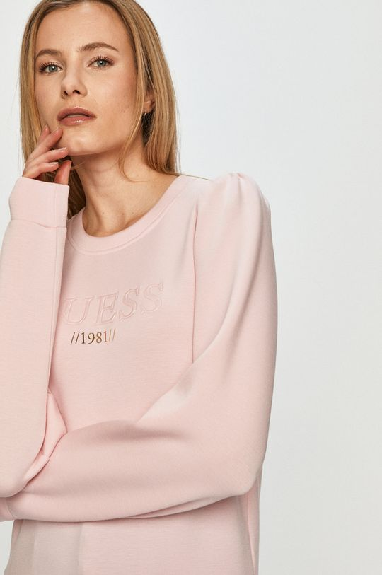 ružová Guess - Mikina