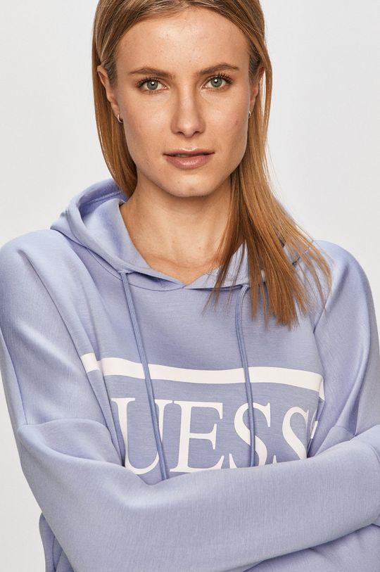 modrá Guess - Mikina