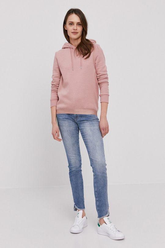 Calvin Klein - Mikina růžová