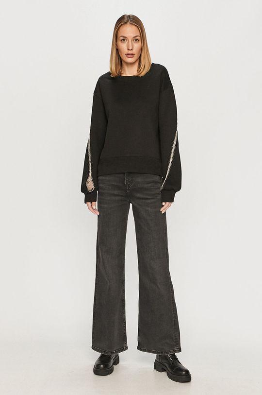 AllSaints - Bluza negru