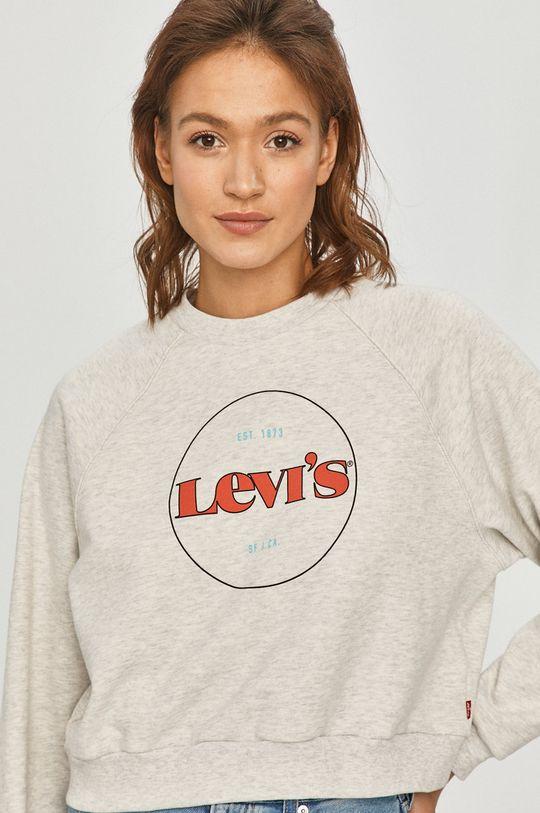 szary Levi's - Bluza bawełniana