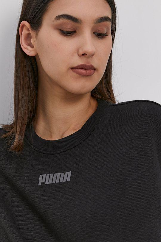 čierna Puma - Mikina
