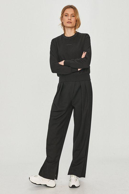 Calvin Klein Jeans - Bluza negru