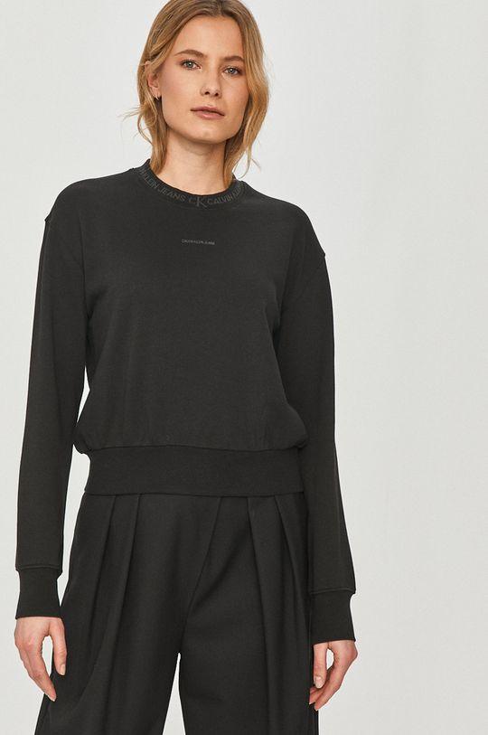 negru Calvin Klein Jeans - Bluza