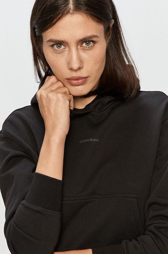 Calvin Klein Jeans - Bavlněná mikina Dámský