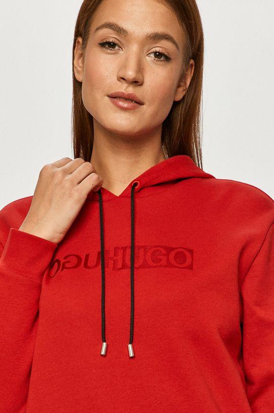 czerwony Hugo - Bluza bawełniana