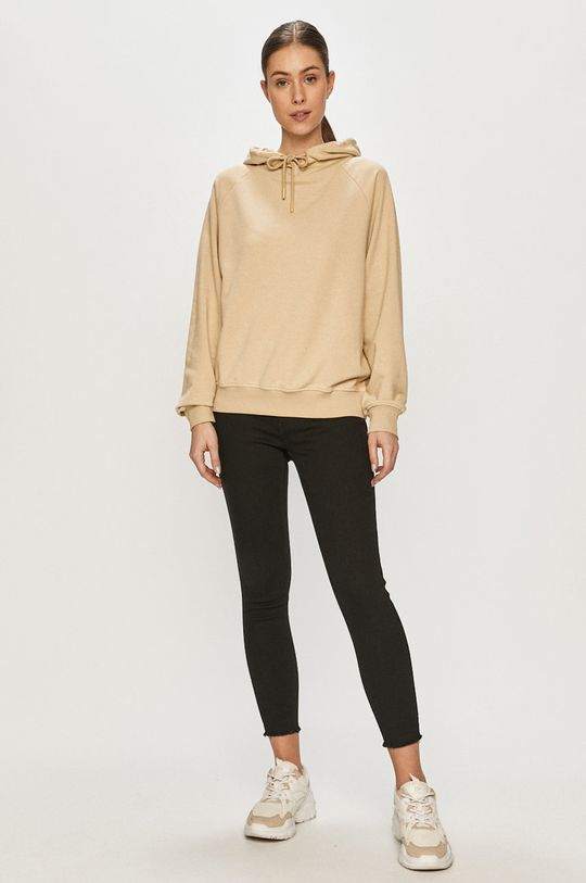 Only - Bluza beżowy