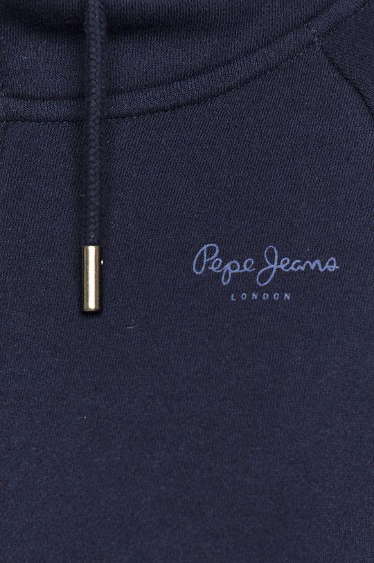 námořnická modř Pepe Jeans - Mikina Anette