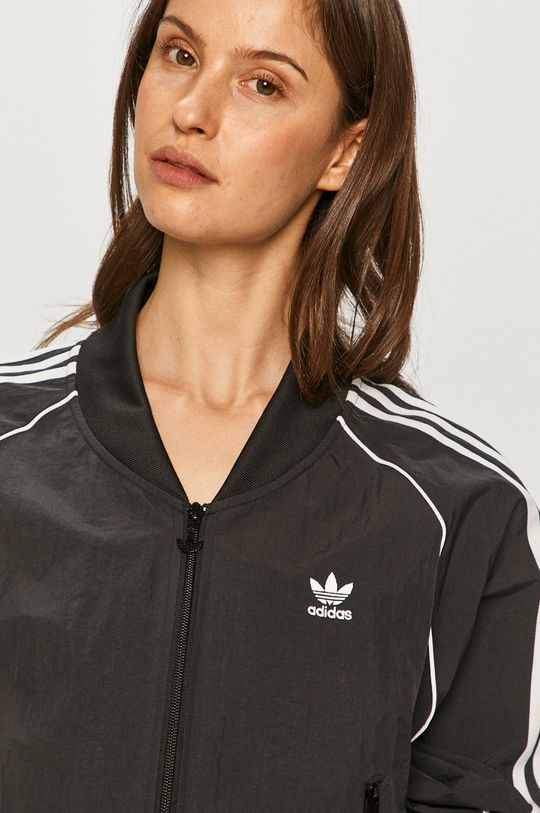 czarny adidas Originals - Bluza