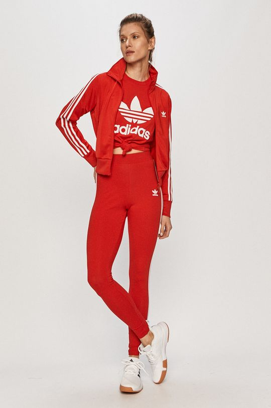 adidas Originals - Mikina červená