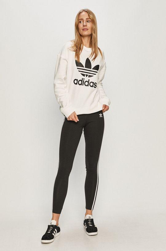 adidas Originals - Bluza bawełniana biały
