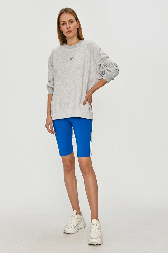 adidas Originals - Bluza jasny szary