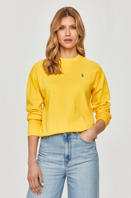 galben Polo Ralph Lauren - Bluza De femei