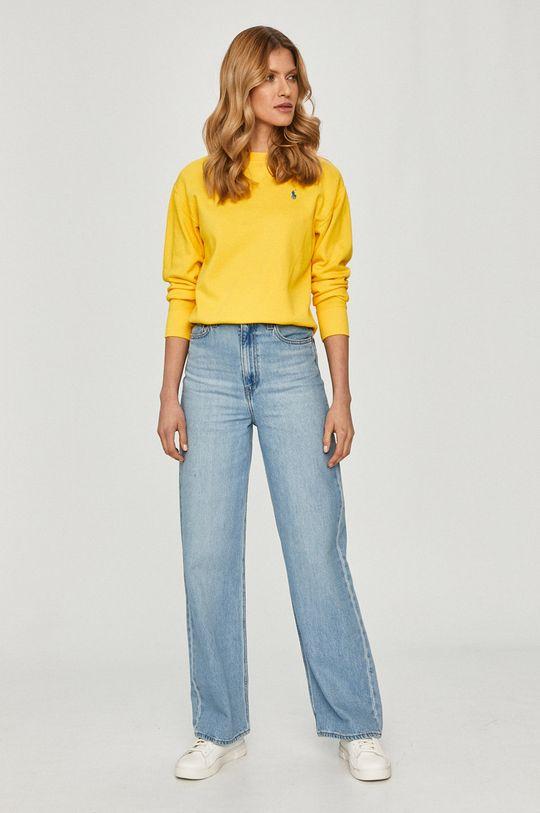 Polo Ralph Lauren - Bluza galben