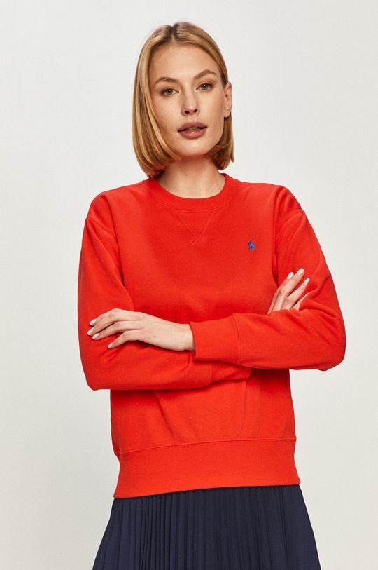 červená Polo Ralph Lauren - Mikina Dámský