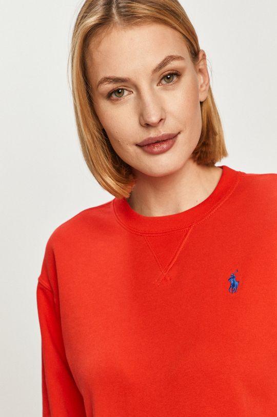 červená Polo Ralph Lauren - Mikina