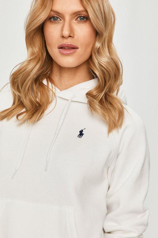 biały Polo Ralph Lauren - Bluza