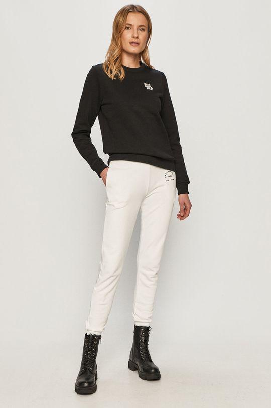 Karl Lagerfeld - Mikina čierna