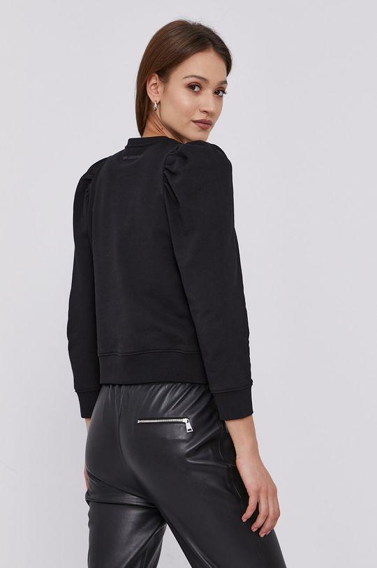 Karl Lagerfeld - Bavlnená mikina  100% Bavlna