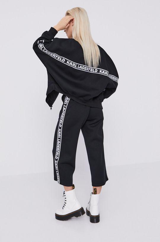 čierna Karl Lagerfeld - Mikina