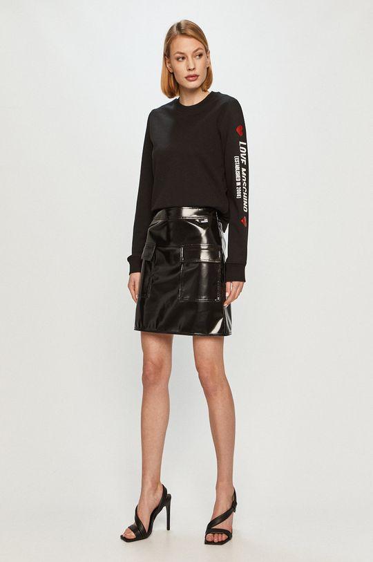 Love Moschino - Bluza czarny