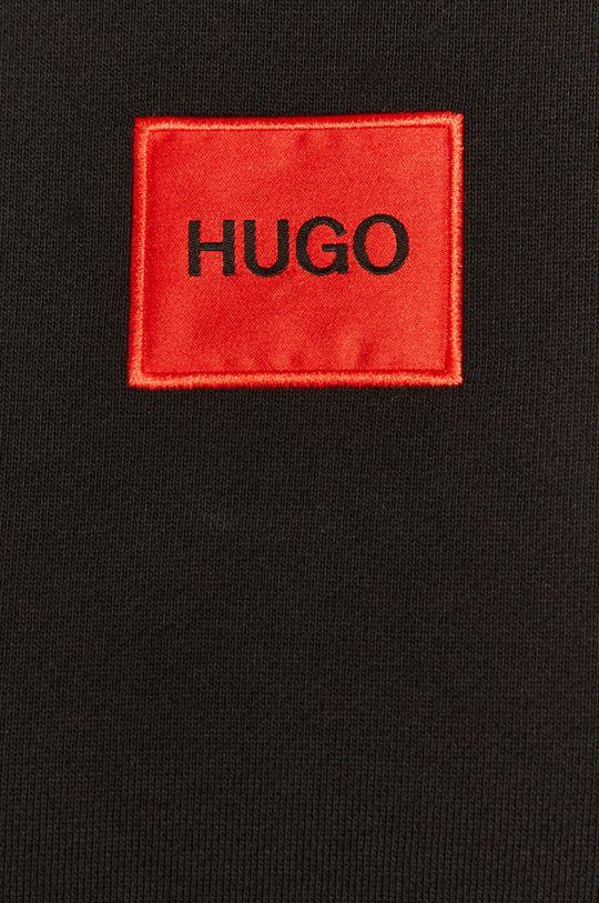 Hugo - Bluza bawełniana Damski