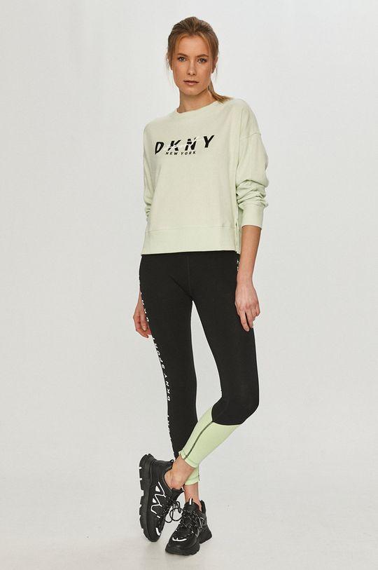 Dkny - Bluza zielony