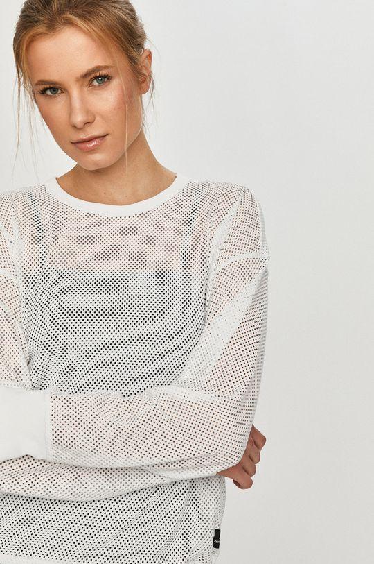 biały Dkny - Bluza