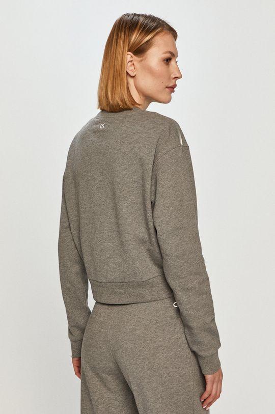 Calvin Klein Performance - Bavlněná mikina  100% Bavlna