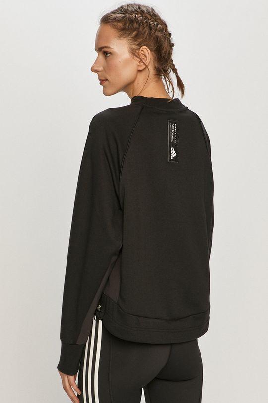 adidas Performance - Mikina  53% Bavlna, 47% Recyklovaný polyester