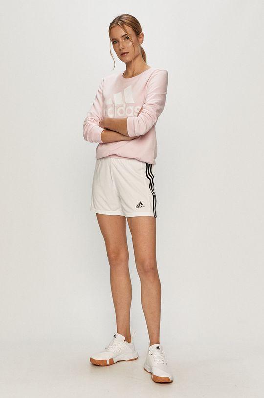 adidas - Bluza różowy
