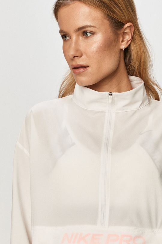 biały Nike - Bluza