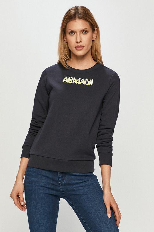 bleumarin Armani Exchange - Bluza De femei