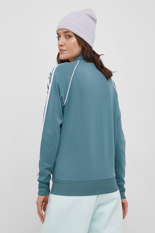 adidas Originals - Bluza 50 % Bawełna, 5 % Elastan, 45 % Poliester z recyklingu
