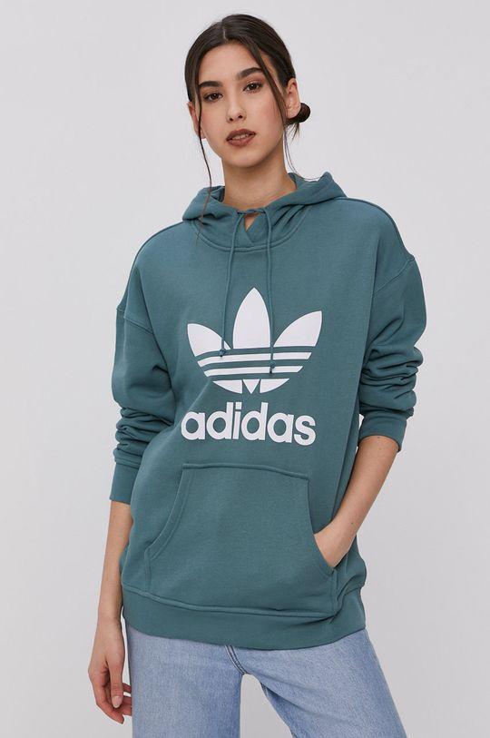 cyraneczka adidas Originals - Bluza bawełniana Damski