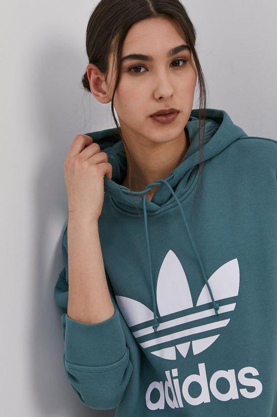 cyraneczka adidas Originals - Bluza bawełniana